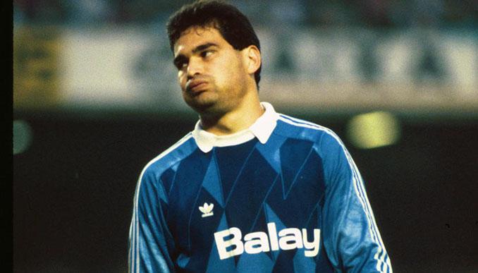 El gol de Goikoetxea a Chilavert es uno e los más curiosos de la Liga - Odio Eterno Al Fútbol Moderno