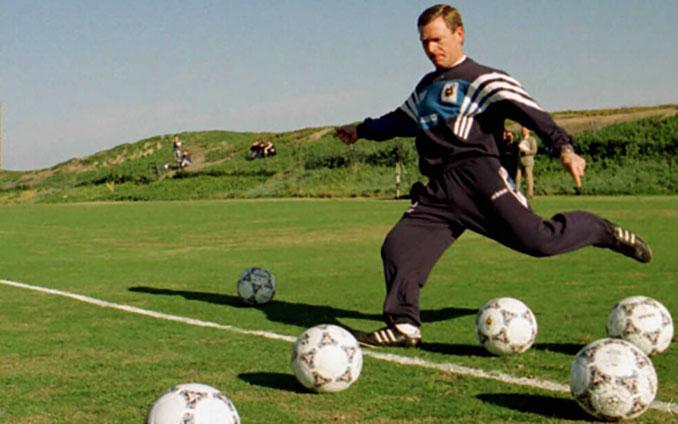 Clemente fue seleccionador de España entre 1992 y 1998 - Odio Eterno Al Fútbol Moderno