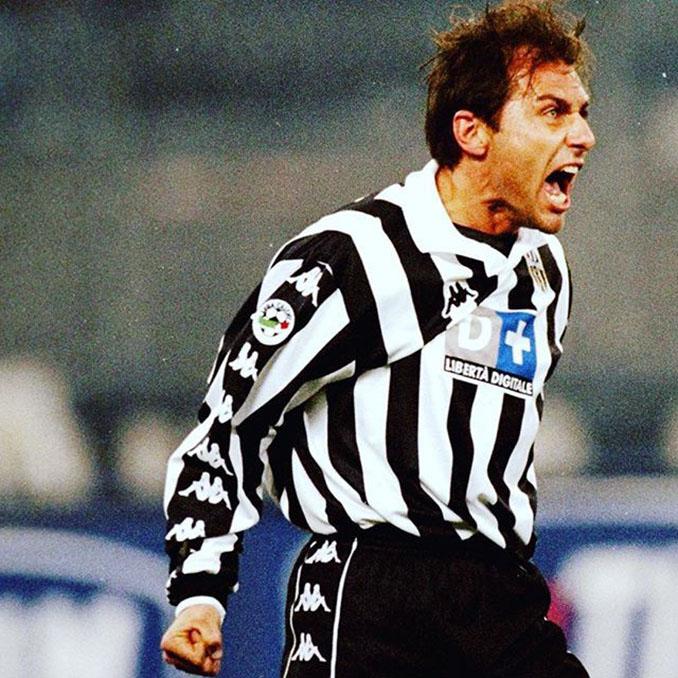 Antonio Conte, carácter ganador - Odio Eterno Al Fútbol Moderno