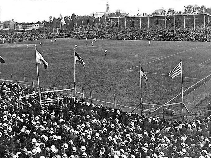 El Gran Parque Central fue la sede de la Copa América de 1923 - Odio Eterno Al Fútbol Moderno