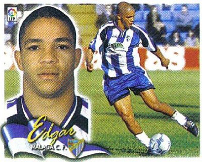 Cromo de Edgar Patricio de Carvalho Pacheco - Odio Eterno Al Fútbol Moderno
