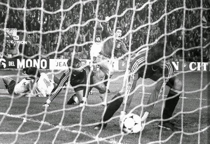 España tuvo que golear 12-1 a Malta para meterse en la Eurocopa '84 - Odio Eterno Al Fútbol Moderno