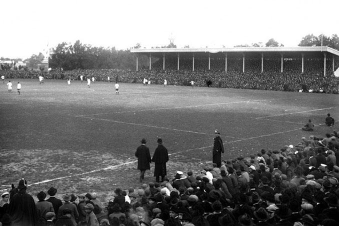 Gran Parque Central en 1900 - Odio Eterno Al Fútbol Moderno