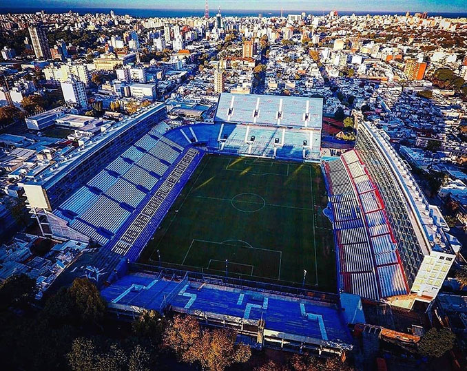 Estadio Gran Parque Central - Odio Eterno Al Fútbol Moderno