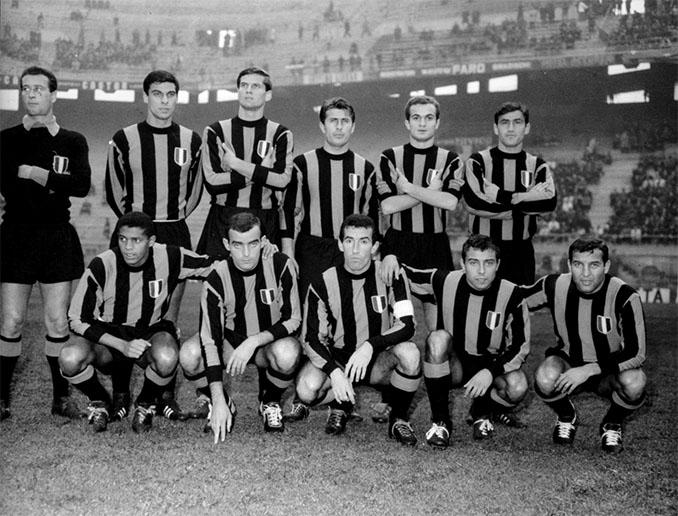 Il Grande Inter de los años 60 - Odio Eterno Al Fútbol Moderno