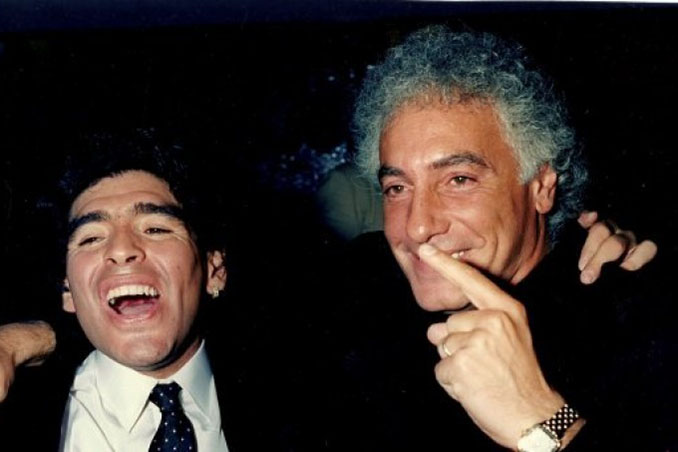 Guillermo Coppola y Maradona - Odio Eterno Al Fútbol Moderno
