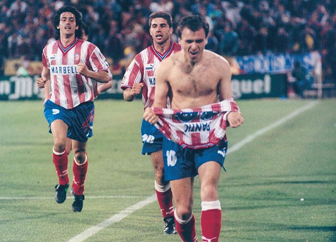Pantic marcó el gol en la final de la Copa del Rey de 1996 - Odio Eterno Al Fútbol Moderno