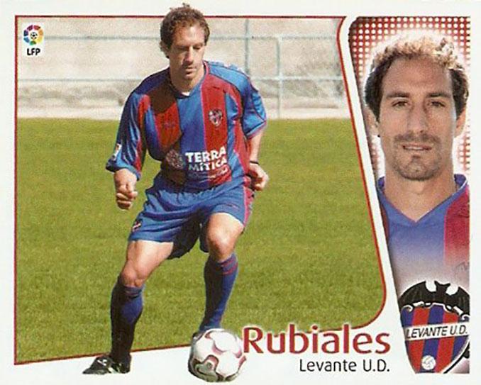 Cromo e Luis Rubiales - Odio Eterno Al Fútbol Moderno