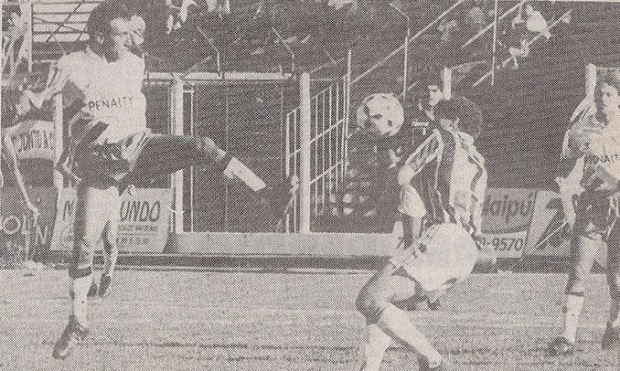Chacarita Juniors vs Club Almagro del 26 de marzo de 1994 - Odio Eterno Al Fútbol Moderno