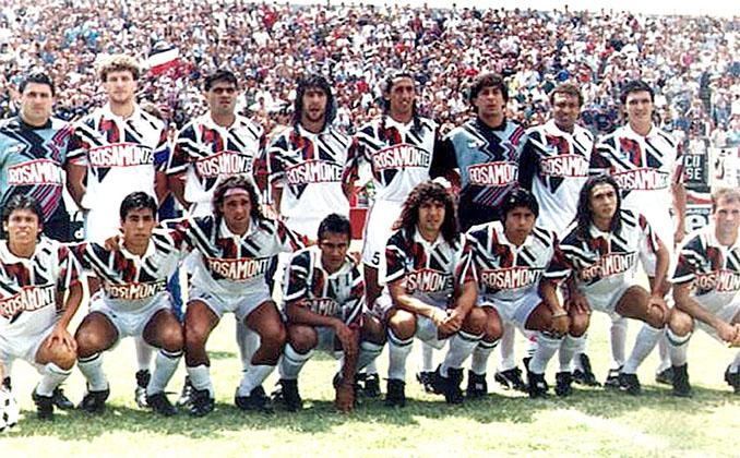 Chacarita Juniors en la temporada 1993-1994 - Odio Eterno Al Fútbol Moderno