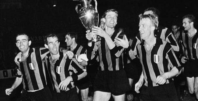 El Inter de Milán ganó su primera Copa de Europa en 1964 - Odio Eterno Al Fútbol Moderno