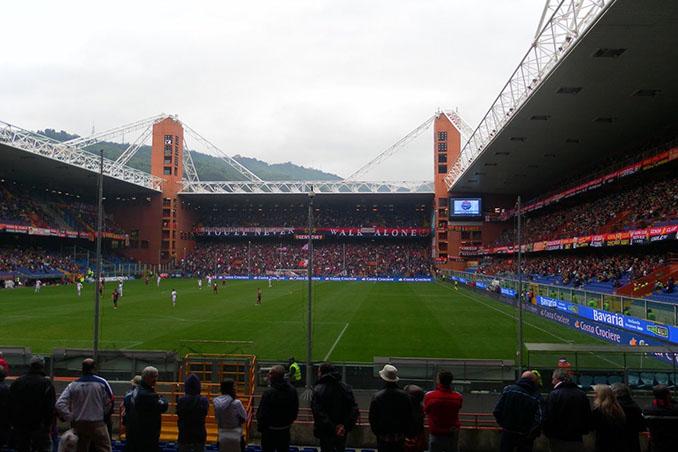 Stadio Luigi Ferraris - Odio Eterno Al Fútbol Moderno