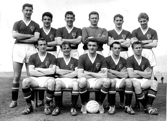 Manchester United en 1958 - Odio Eterno Al Fútbol Moderno