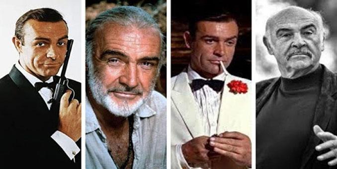 Sean Connery, el legendario James Bond - Odio Eterno Al Fútbol Moderno