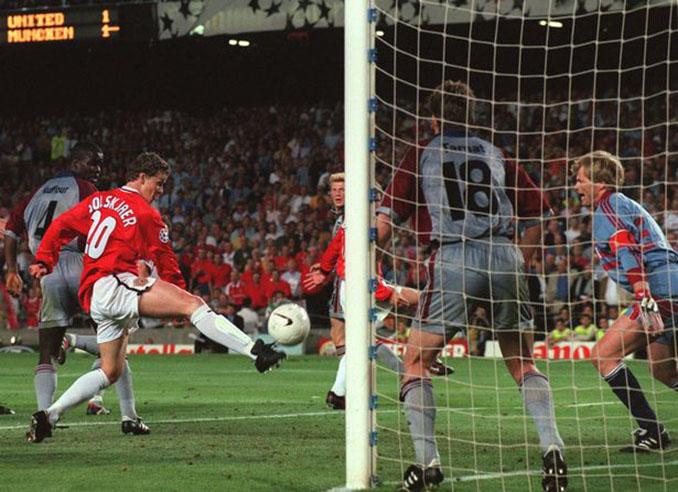 El gol de Solskjaer devolvió la Copa de Europa al Manchester United 31 años después - Odio Eterno Al Fútbol Moderno