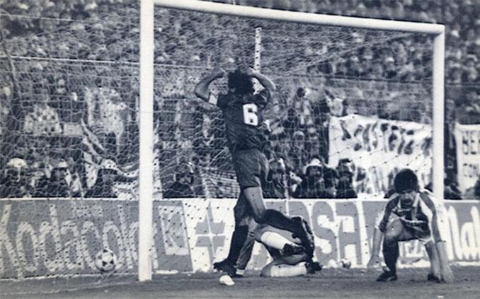 Alexanko marcó el gol en la final de Copa de 1988 entre Barcelona y Real Sociedad - Odio Eterno Al Fútbol Moderno