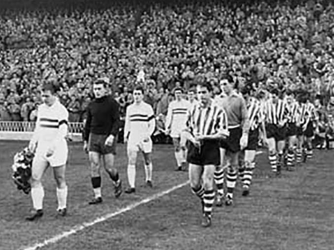Athletic Club vs Budapes Honvéd de 1957 - Odio Eterno Al Fútbol Moderno