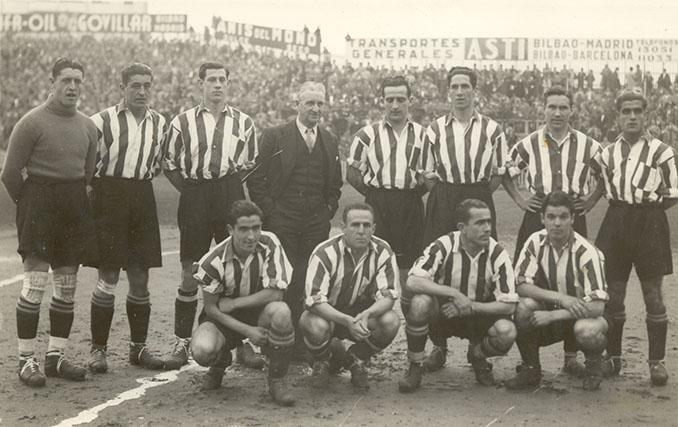 El Athletic Club ganó su cuarta Liga en 1936 antes de la Guerra Civil Española - Odio Eterno Al Fútbol Moderno