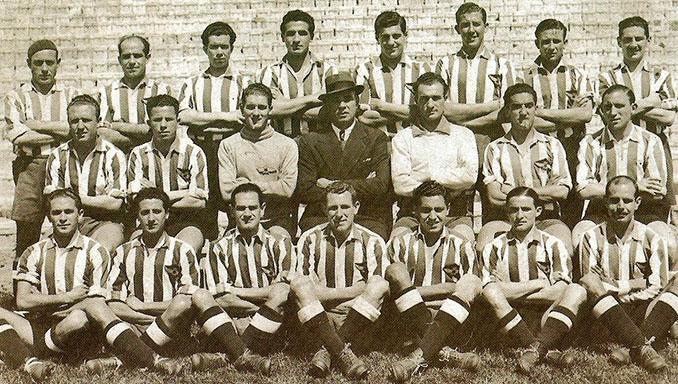 Atlético Aviación campeón de Liga en la temporada 1939-1940 - Odio Eterno Al Fútbol Moderno