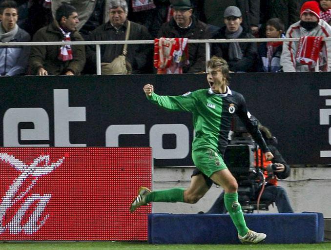 El gol de Canales en el Pizjuán fue su brillante presentación en la Liga - Odio Eterno Al Fútbol Moderno