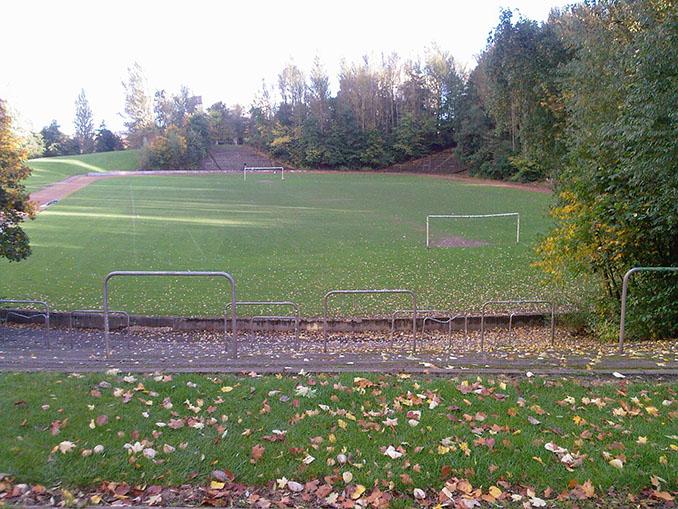 Segundo Hampden Park conocido como Cathkin Park - Odio Eterno Al Fútbol Moderno