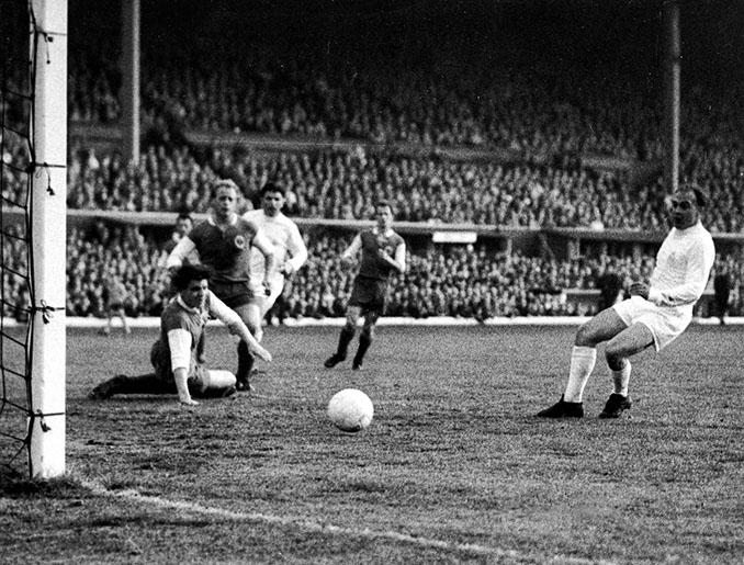 Final de la Copa de Europa de 1960 entre Real Madrid y Eintracht de Frankfurt - Odio Eterno Al Fútbol Moderno