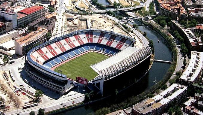 Estadio Vicente Calderón - Odio Eterno Al Fútbol Moderno