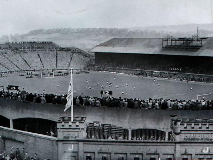 Estadio Hampden Park - Odio Eterno Al Fútbol Moderno