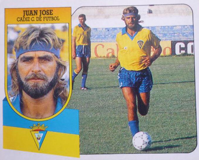 Cromo de Juan José - Odio Eterno Al Fútbol Moderno