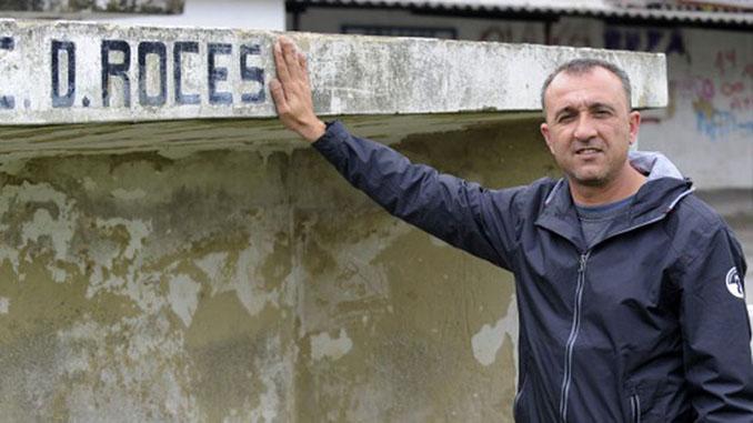 Juanele se retiró en las filas del TSK Roces en 2008 - Odio Eterno Al Fútbol Moderno