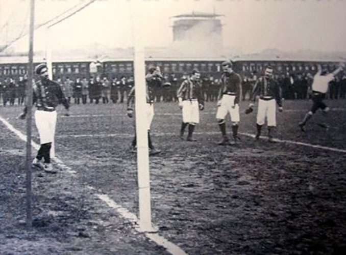 Partido entre Rosario y CURCC - Odio Eterno Al Fútbol Moderno
