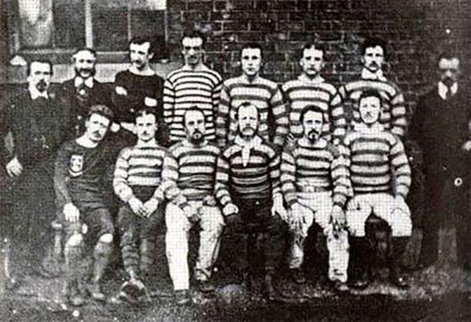 Sheffield Wednesday en 1878 - Odio Eterno Al Fútbol Moderno