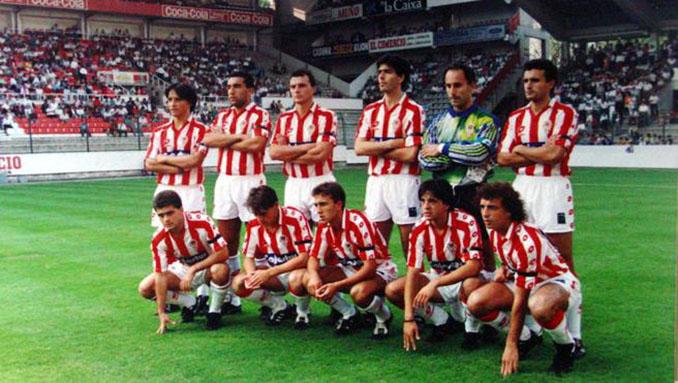 Sporting de Gijón en la temporada 1992-1993 - Odio Eterno Al Fútbol Moderno