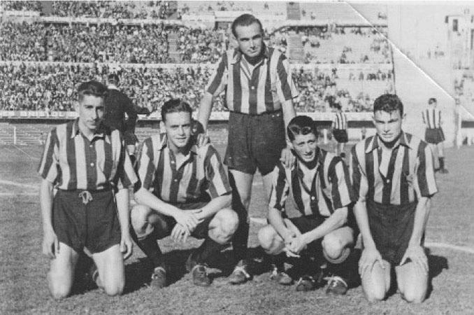 """La """"escuadrilla de la muerte"""" de Peñarol - Odio Eterno Al Fútbol Moderno"""