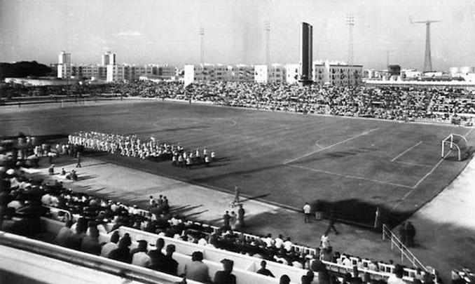 Inauguración del Ramón de Carranza el 2 de septiembre de 1955 - Odio Eterno Al Fútbol Moderno