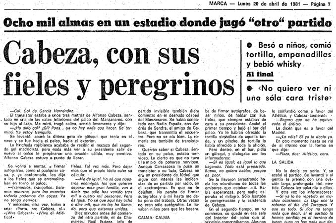 """La prensa se hizo eco de la convocatoria para """"el derbi de la tortilla"""" - Odio Eterno Al Fútbol Moderno"""