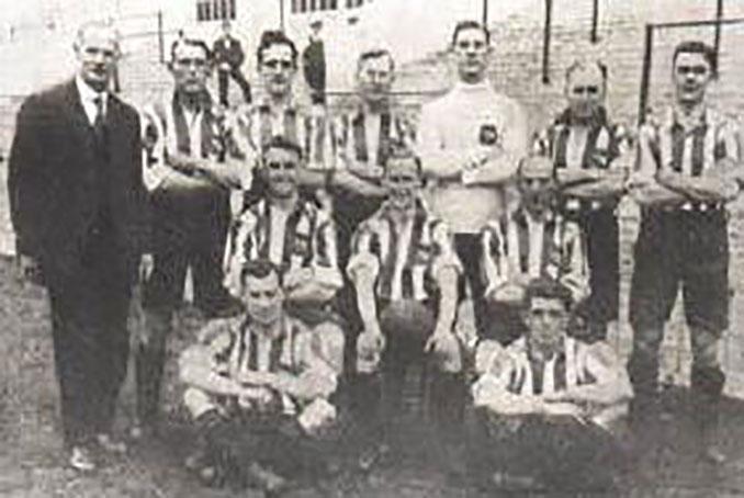 Sheffield United campeón de la FA Cup de 1925 - Odio Eterno Al Fútbol Moderno