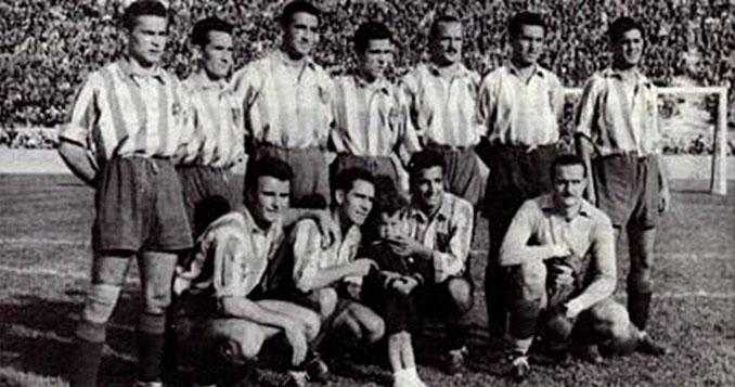 Atlético de Madrid en la década de 1940 - Odio Eterno Al Fútbol Moderno