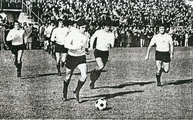 El día que el Real Betis vistió como el Sevilla FC - Odio Eterno Al Fútbol Moderno