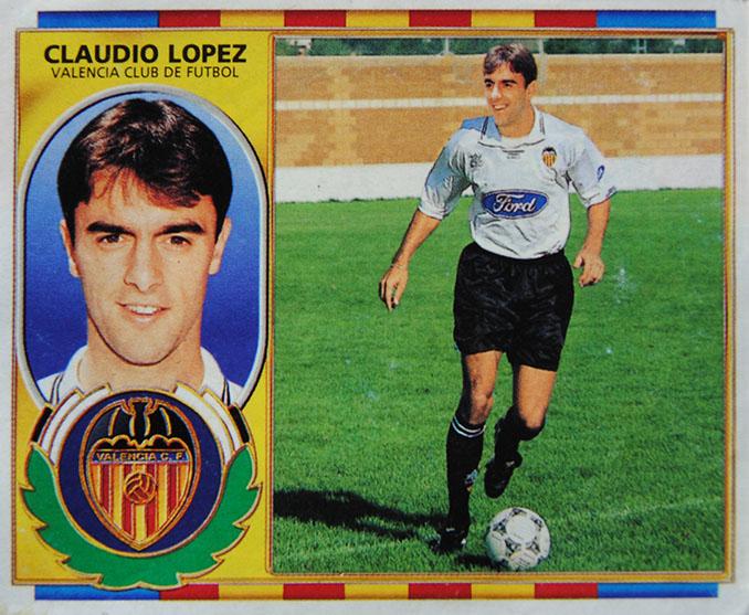 Cromo de Piojo López - Odio Eterno Al Fútbol Moderno