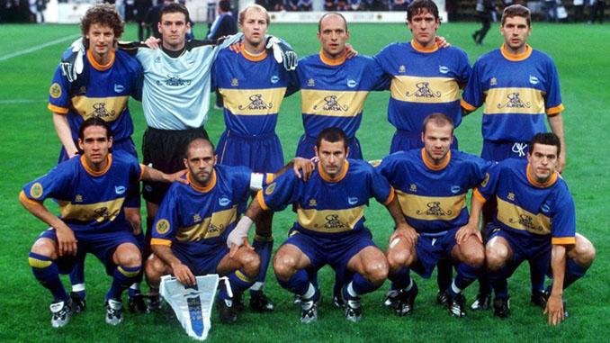 Deportivo Alavés subcampeón de la Copa de la UEFA en la 2000-2001 - Odio Eterno Al Fútbol Moderno