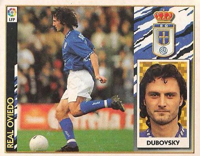 Cromo de Peter Dubovsky - Odio Eterno Al Fútbol Moderno