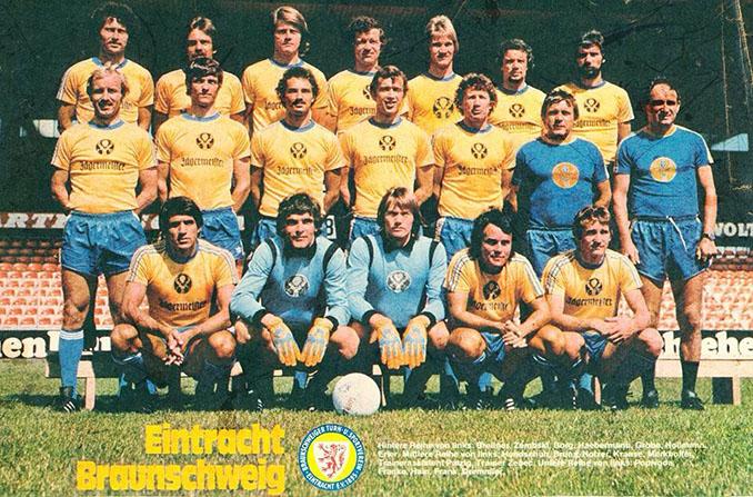 Eintracht Braunschweig el primer equipo de fútbol en lucir publicidad - Odio Eterno Al Fútbol Moderno