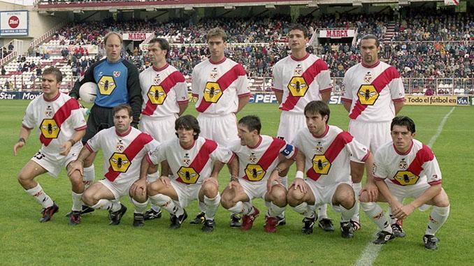 Rayo Vallecano en la temporada 1999-2000 - Odio Eterno Al Fútbol Moderno