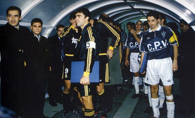 Toledo vs Real Madrid disputado el 13 de diciembre de 2000 - Odio Eterno Al Fútbol Moderno