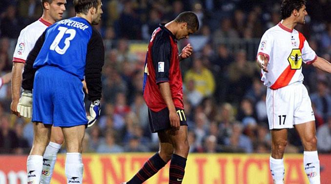 FC Barcelona vs Rayo Vallecano disputado el 6 de mayo de 2000 - Odio Eterno Al Fútbol Moderno