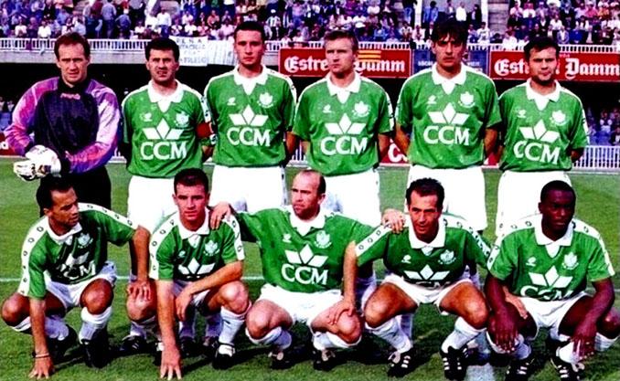 CD Toledo en al temporada 1993-1994 - Odio Eterno Al Fútbol Moderno
