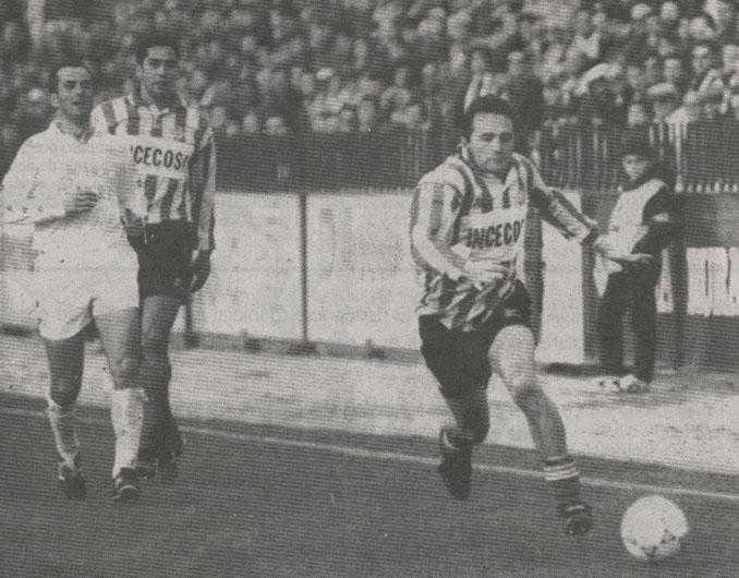 Toledo vs Betis disputado el 27 de febrero de 1994 - Odio Eterno Al Fútbol Moderno