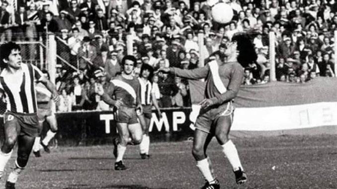 Debut de Maradona con Argentinos Juniors - Odio Eterno Al Fútbol Moderno