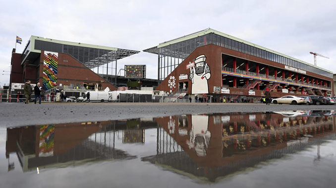 Millerntor-Stadion, la casa del St. Pauli - Odio Eterno Al Fútbol Moderno